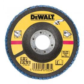 Disc lamelar DeWALT DT3308 pentru metal 36gr 125mm