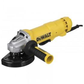Polizor unghiular DeWALT DWE4233 cu pedala 1400W