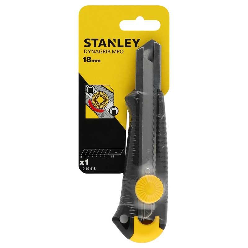 Cutter Stanley 0-10-418 ambalaj Dynagrip 165x18mm