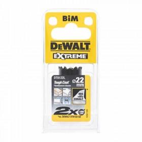 Carota DeWALT DT8122L 2x Life BiM 22mmx37mm