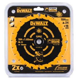 Disc DeWALT DT10302 Extreme 184X16mm 24 dinti