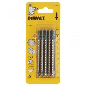 Set 5 lame DeWALT DT2165 HCS fierastrau pendular lemn