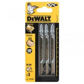 Set 3 lame pendular DeWALT DT2218 Extreme XPC 100mm 4.2 mm