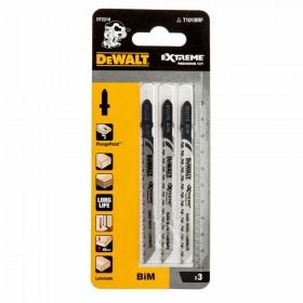 Set 3 lame DeWALT DT2219 pendular pentru lemn 2.5x100mm