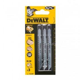 Set 3 lame pendular DeWALT DT2217 Extreme XPC 100mm 2,5mm
