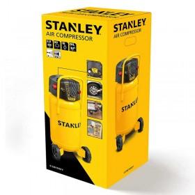 Compresor Stanley D 230/10/50V vertical fara ulei 50L 2 CP/1,5 kW 10Bar