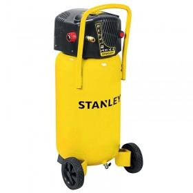 Compresor Stanley D 230/10/50V vertical fara ulei 50L 2 CP/1,5 kW 10Bar 222 L/min