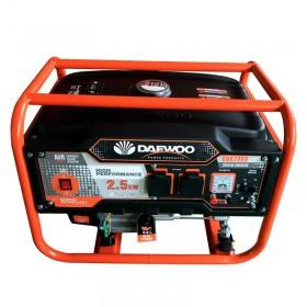 Generator Daewoo GDK2800 2,2kW max 2,5kW fara  roti