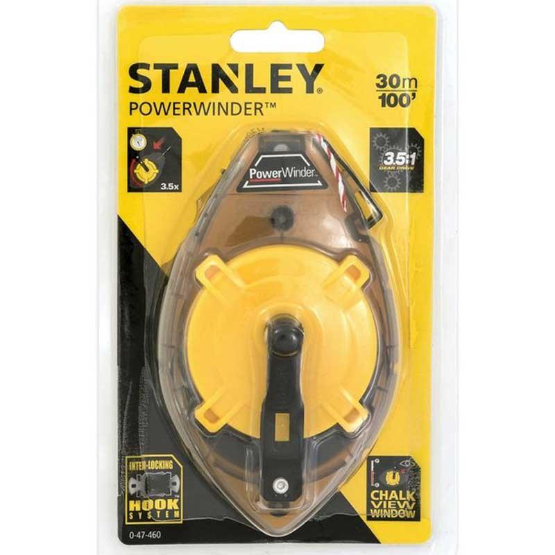 Sfoara de trasat Stanley 0-47-460 PowerWinder 30m