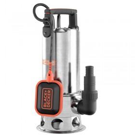 Pompa submersibila Black+Decker BXUP1100XDE pentru apa semi-murdara 1100W 16500 L/h
