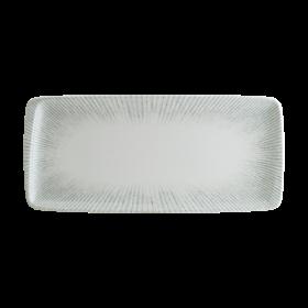 Platou rectangular portelan Bonna Iris 34 x 16 cm