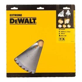 Disc DeWALT DT4340 305 x 30 x 2.2mm 48Z ATB