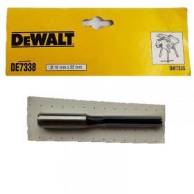 Freza deget DeWALT DE7338 pentru D27300 10x55mm