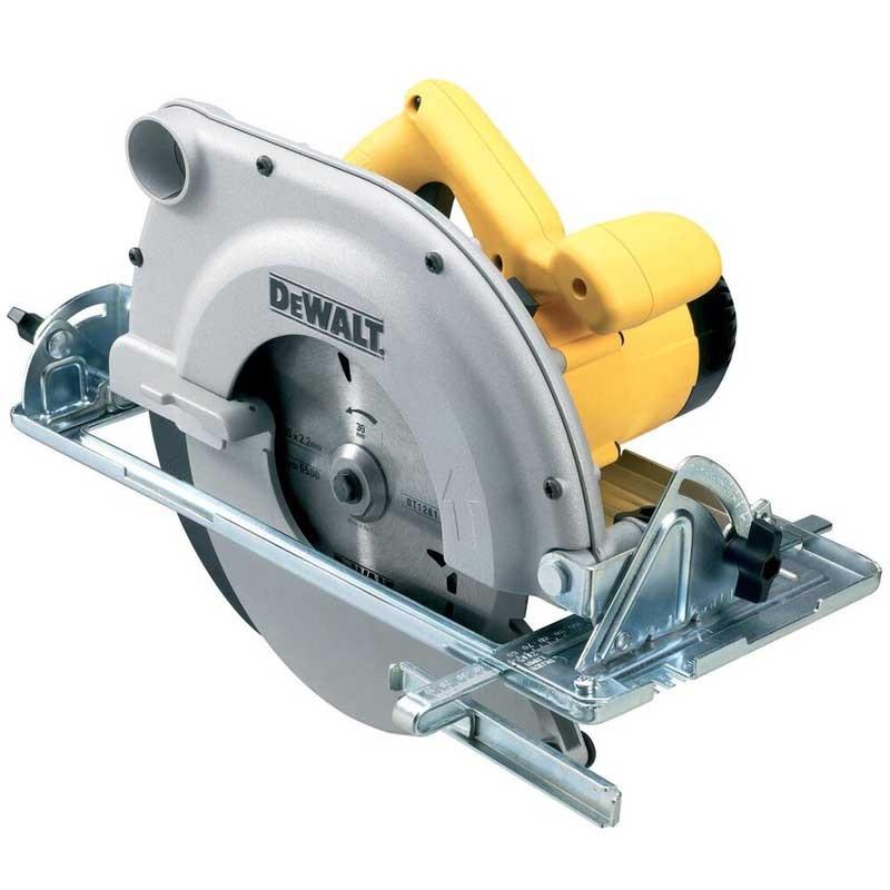 Circular de mana DeWALT D23700 1750W 86mm 235x30mm