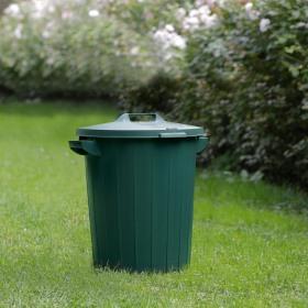 Cos pentru gunoi verde Keter Refuse 90 L