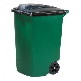 Cos pentru gunoi verde Keter Refuse 100 L