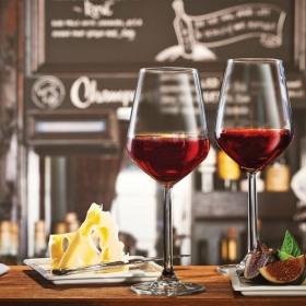 Set 6 pahare vin rosu Pasabahce Allegra 490 ml