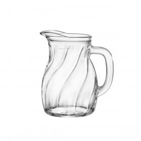 Carafa din sticla Bormioli Bistrot Twist 250 ml