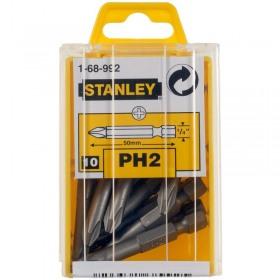 Varfuri de surubelnita Stanley 1-68-992 PH2 x 50mm 10 buc