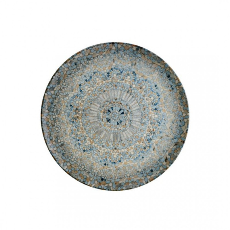 Farfurie intinsa portelan Bonna Luca Mosaic 27 cm