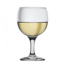 Set 6 pahare vin alb Pasabahce Bistro 190 ml