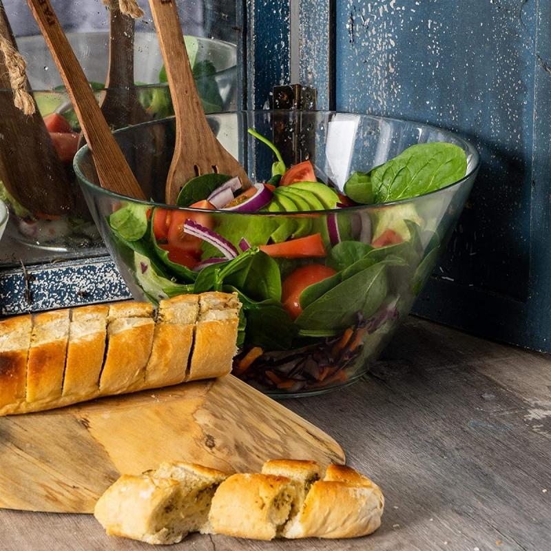 Bol Salata Sticla Bormioli Basic 26 cm