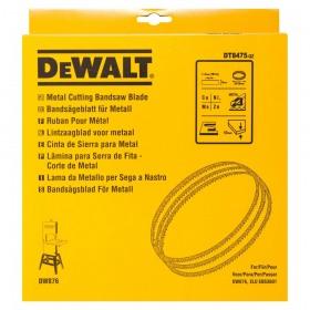 Panza DeWalt DT8475 2215 x 6 mm pentru Ferastraul DW876 Lemn+Metale Neferoase