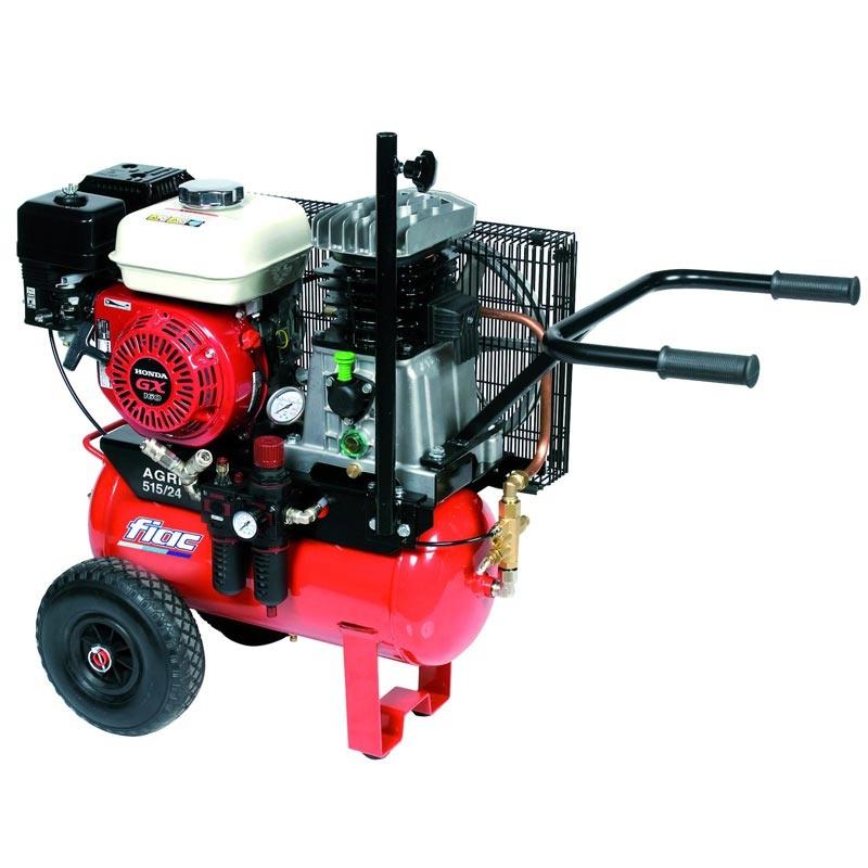Compresor Agri Motor Termic