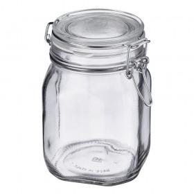 Borcan ermetic din sticla Bormioli Fido 2 L