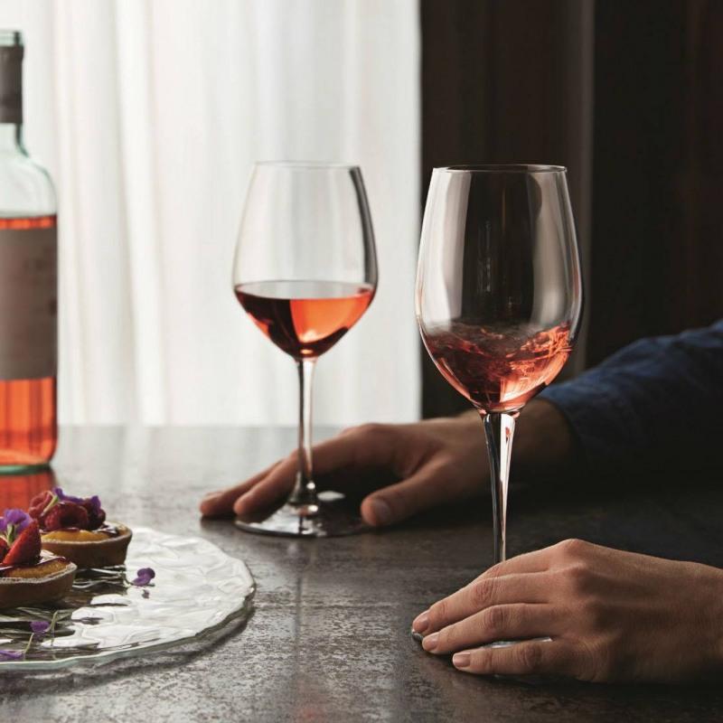 Set 6 pahare vin Bormioli Premium 470 ml