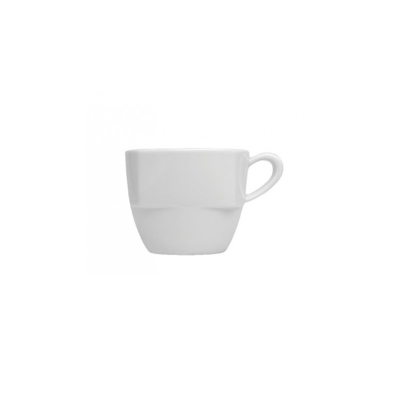 Ceasca ceai suprapozabila portelan Ionia Cosmos 230 ml
