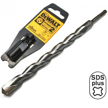 Burghiu SDS-Plus Extreme 2 DeWalt 6.5x260mm - DT9522