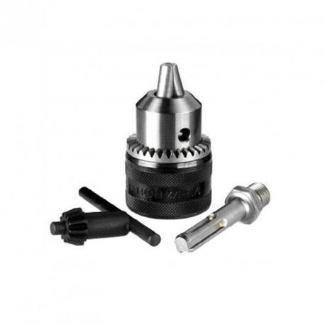 "Mandrina cu cheie 1.5-13mm 1/2"" x 20UNF cu adaptor SDS + DeWalt - DT7005"