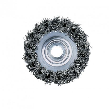 Perie de sarma pentru polizor DeWalt  90mm - DT3501