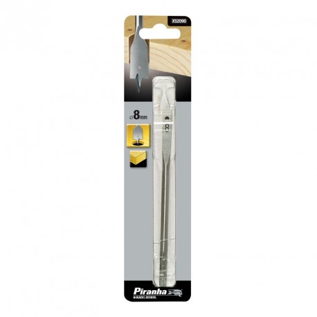 "Burghiu ""Spada"" pentru lemn Black+Decker 8x154mm - X52090"