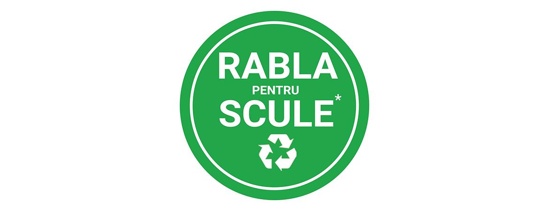 """Regulamentul campaniei """"Rabla pentru scule""""."""