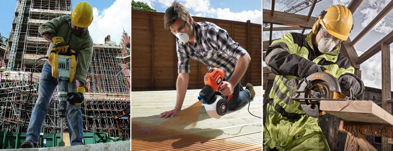 Executi lucrari de constructii si reamenajari?                    Alege scule performante,  pentru proiecte de succes!