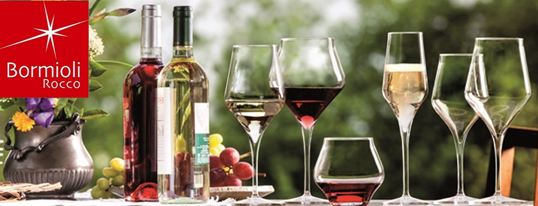 Pahare de vin Bormioli