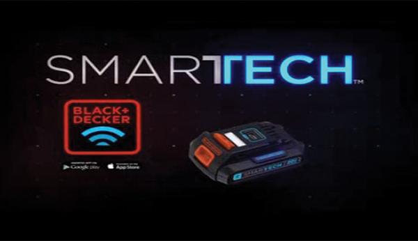 Acumulatorii Smartech - inovatie Black+Decker
