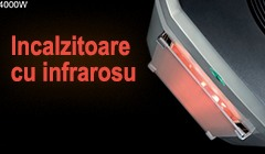Incalzitoare cu infrarosu